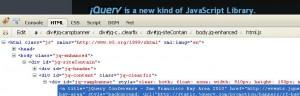 html的查看和调试