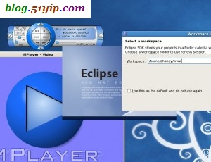 mplayer eclipse